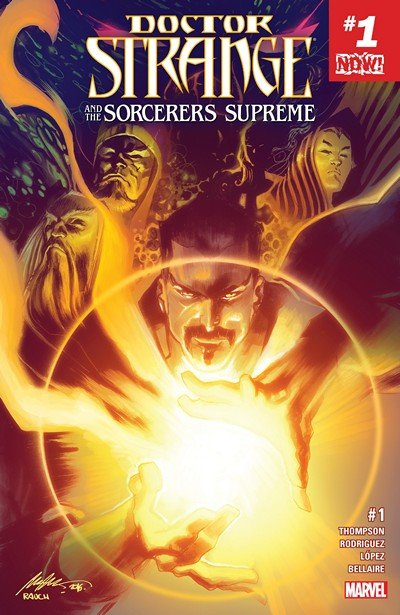 Doctor Strange and the Sorcerers Supreme #1 (2016)