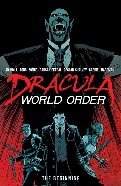 Dracula World Order – The Beginning (2012)