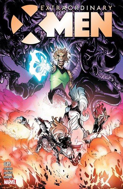 Extraordinary X-Men #15 (2016)