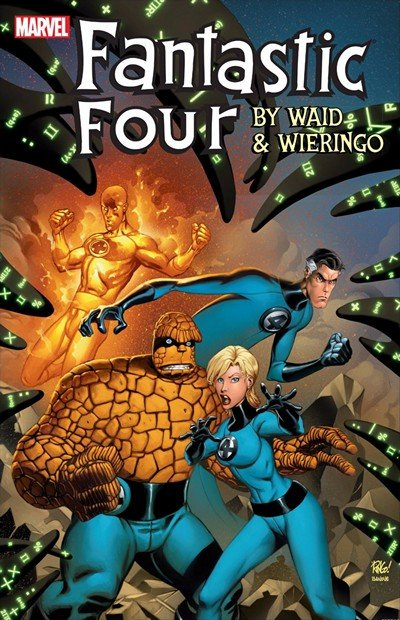 Fantastic Four By Mark Waid and Mike Wieringo Ultimate Collection – Book One (2011)