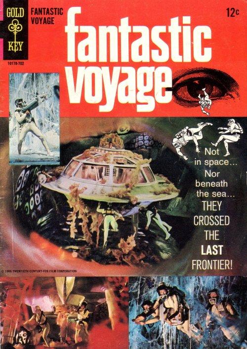 Fantastic Voyage #0 – 2 (1966-1969)