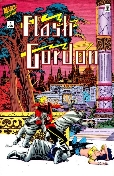 Flash Gordon #1 – 2 (1995)