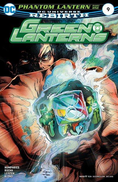 Green Lanterns #9 (2016)