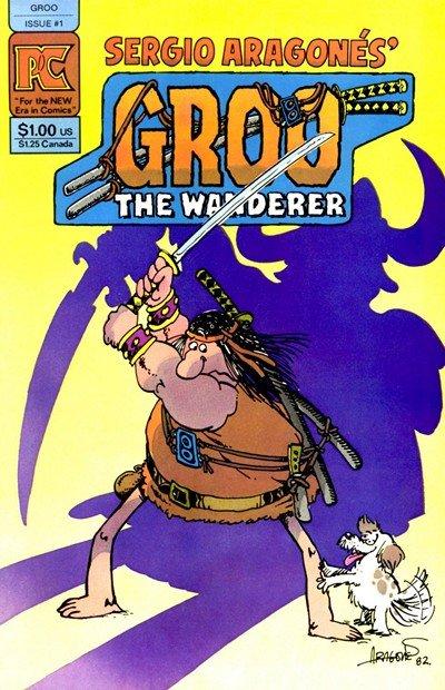 Groo the Wanderer Vol. 1 #1 – 8 (1982-1984)