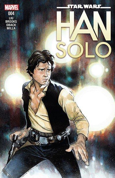 Han Solo #4 (2016)