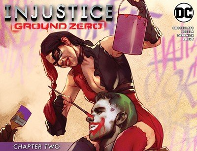 Injustice – Ground Zero #2 (2016)