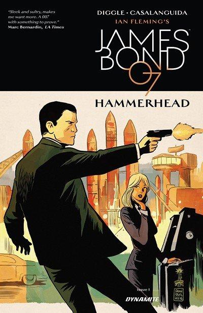 James Bond – Hammerhead #1 (2016)