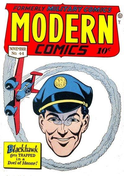 Modern Comics #44 – 102