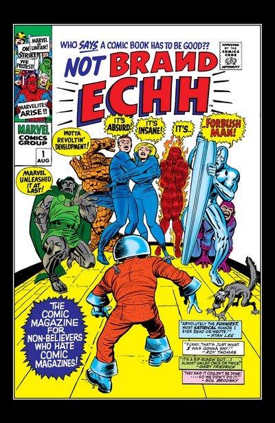 Not Brand Echh #1 – 13 (1967-1969)