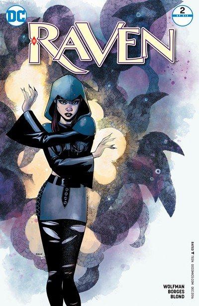 Raven #2 (2016)