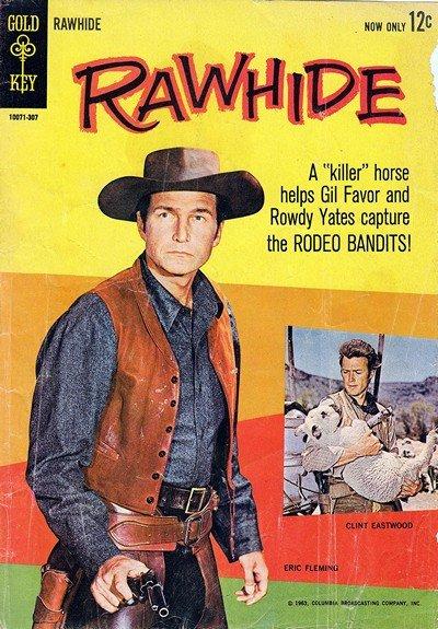 Rawhide #1 – 2 (1963)