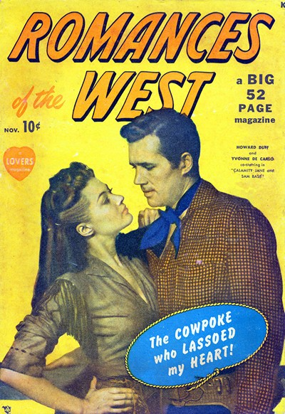 Romances of the West #1 – 2 (1949-1950)