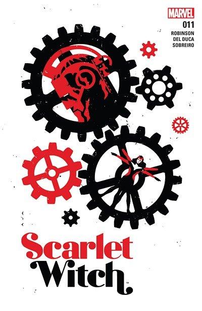 Scarlet Witch #11 (2016)
