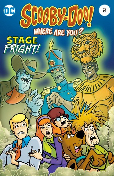 Scooby-Doo – Where Are You #74 (2016)