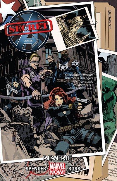 Secret Avengers Vol. 1 – 3 (2013-2014)