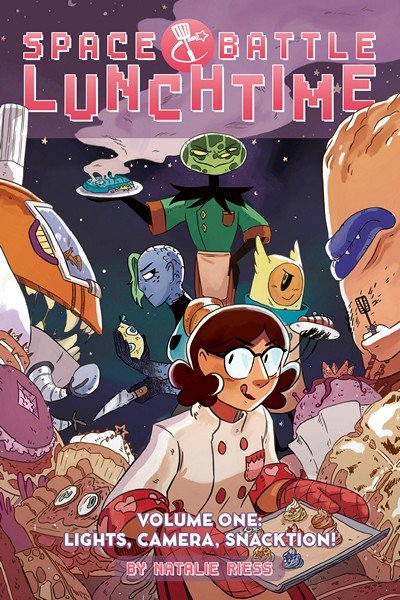 Space Battle Lunchtime Vol. 1 – Lights – Camera – Snacktion! (2016)