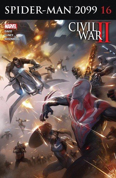 Spider-Man 2099 #16 (2016)