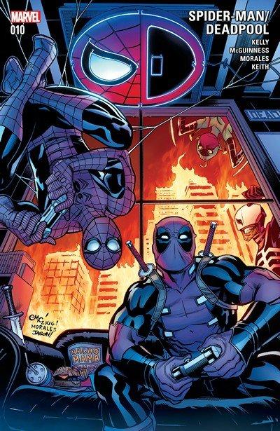 Spider-Man – Deadpool #10 (2016)