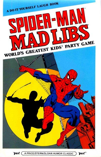 Spider-Man – Mad Libs (1981)