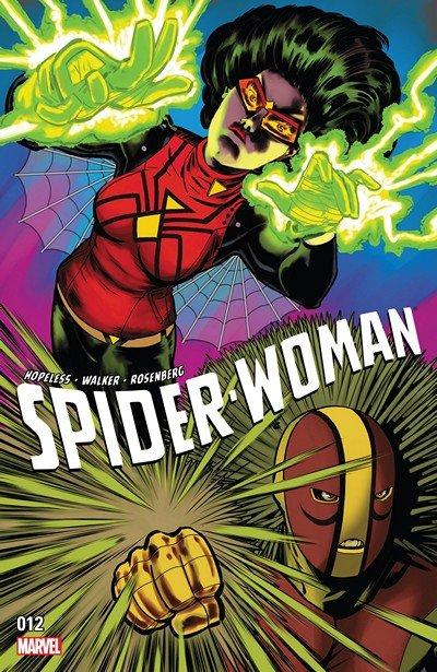 Spider-Woman #12 (2016)