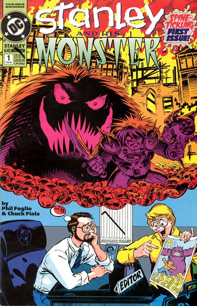 Stanley and His Monster Vol. 2 #1 – 4 (1993)