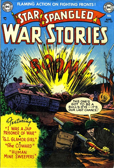 Star Spangled War Stories Vol. 1 #1 – 204 (1952-1977)