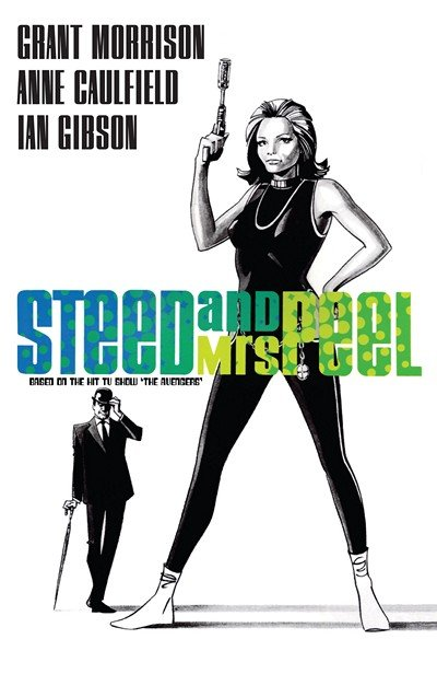 Steed and Mrs. Peel – The Golden Game (2012)