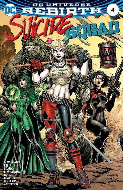 Suicide Squad #4 (2016)