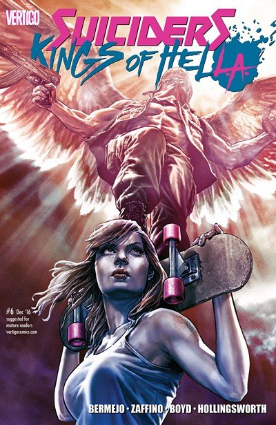Suiciders – Kings of HelL.A. #6 (2016)