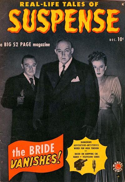 Suspense #1 – 29 (Incomplete) (1949-1953)