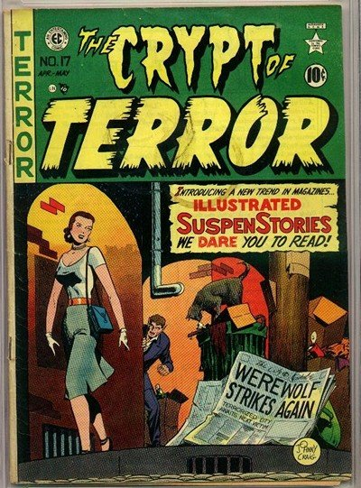 Tales from the Crypt #17 – 46 (1950-1955)