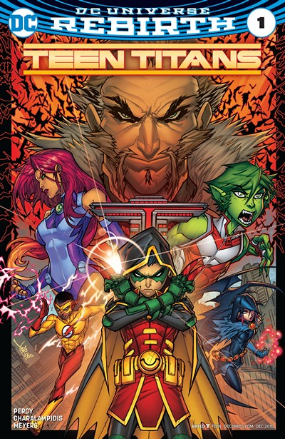 Teen Titans #1 (2016)