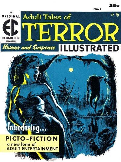 Terror Illustrated #1 – 2 (1955-1956)