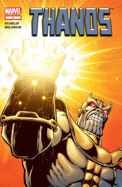 Thanos #1 – 12 (2003-2004)