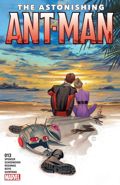 The Astonishing Ant-Man #13 (2016)