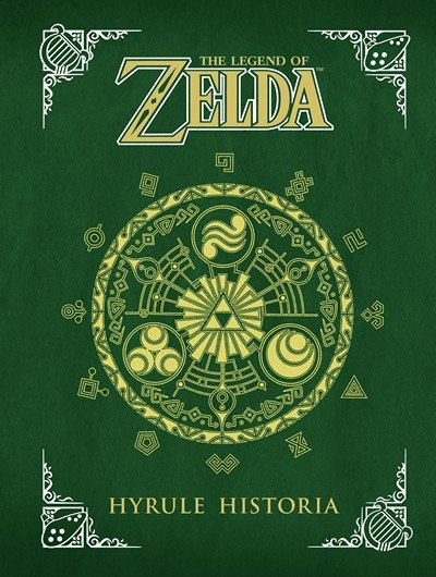 The Legend of Zelda – A Link to the Past (Chapters 1 – 12 + Hyrule Historia TPB)