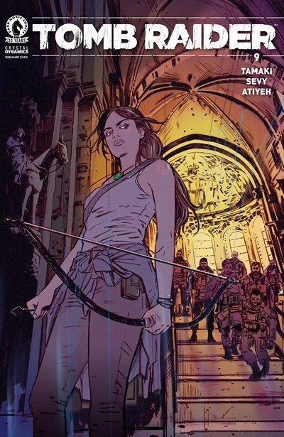Tomb Raider #9 (2016)