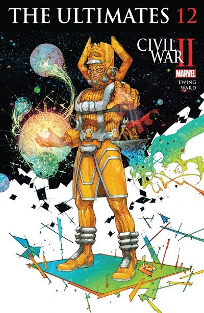 Ultimates #12 (2016)