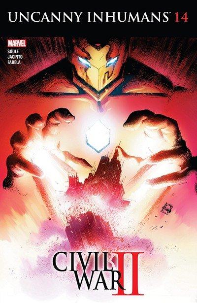 Uncanny Inhumans #14 (2016)