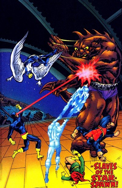 Uncanny X-Men – Slaves of the Star-Spawn (Unreleased)