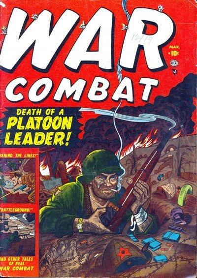 War Combat #1 – 5 (1952)