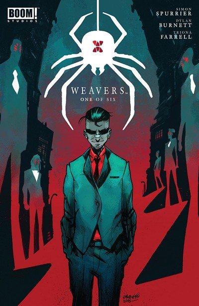 Weavers #1 – 6 (2016)