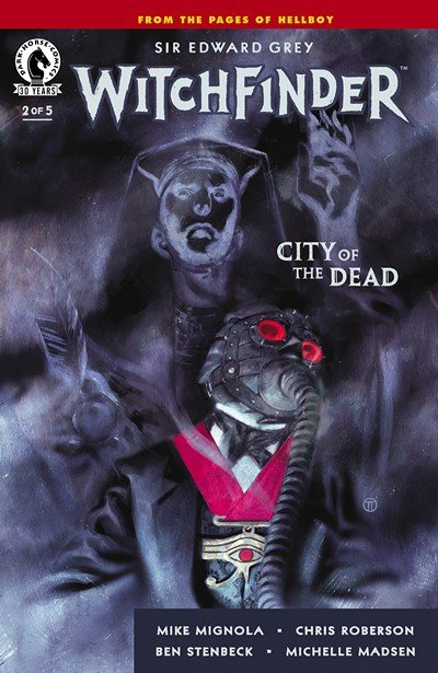 Witchfinder – City of the Dead #2 (2016)