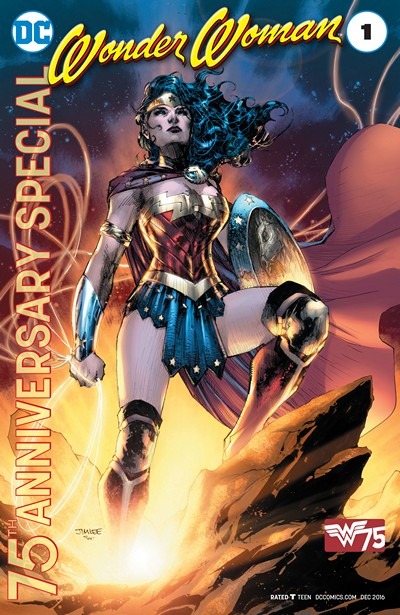 Wonder Woman – 75th Anniversary Special #1 (2016)