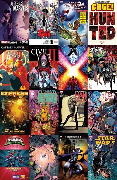 2016.11.23 Marvel Week+