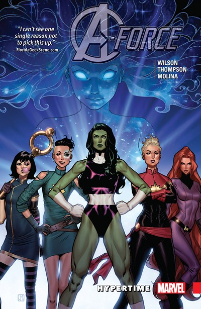 A-Force Vol. 1 – Hypertime (TPB) (2016)