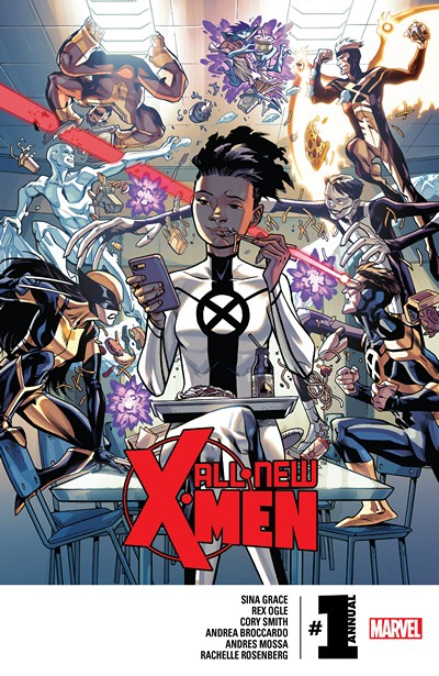 All-New X-Men Annual #1 (2016)