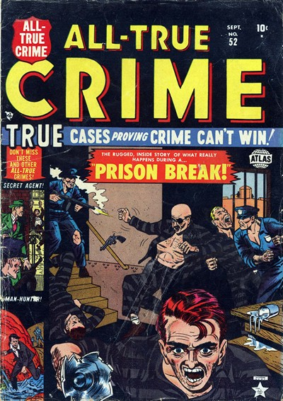All True Crime #26 – 52 (1948-1952)