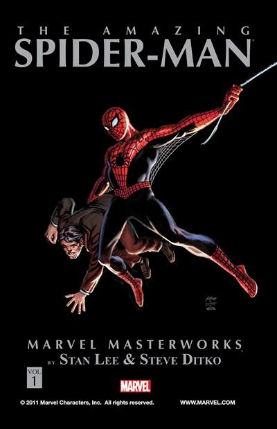 Amazing Spider-Man Masterworks Vol. 1 – 18 (Collection) (2011-2016)