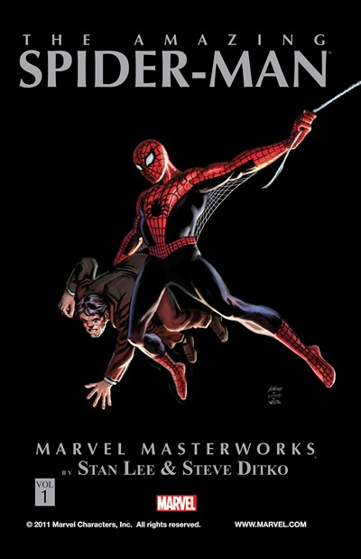 Amazing Spider-Man Masterworks Vol. 1 – 22 (Collection) (2003-2020)